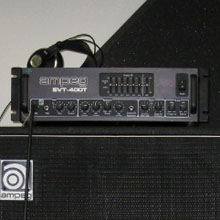Ampeg SVT-440T Bass Amp Head